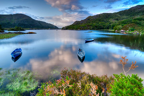lakes of killarney Scenic tours
