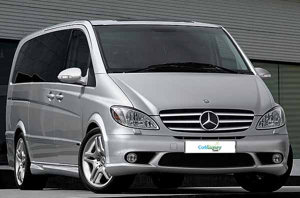 chauffeur driven luxury travel in Ireland