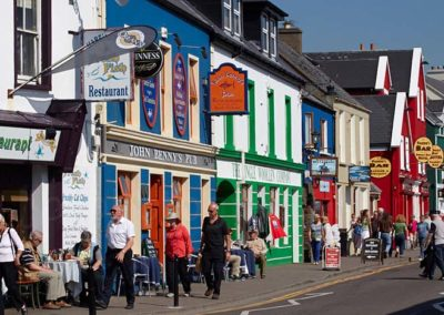 Dingle town centre