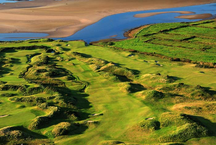 Waterville Golf Course, Kerry Ireland